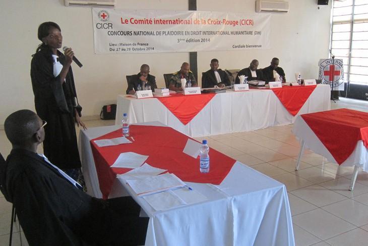 Concours national de plaidoirie : L'Université officielle de Bukavu remporte la 5ème édition
