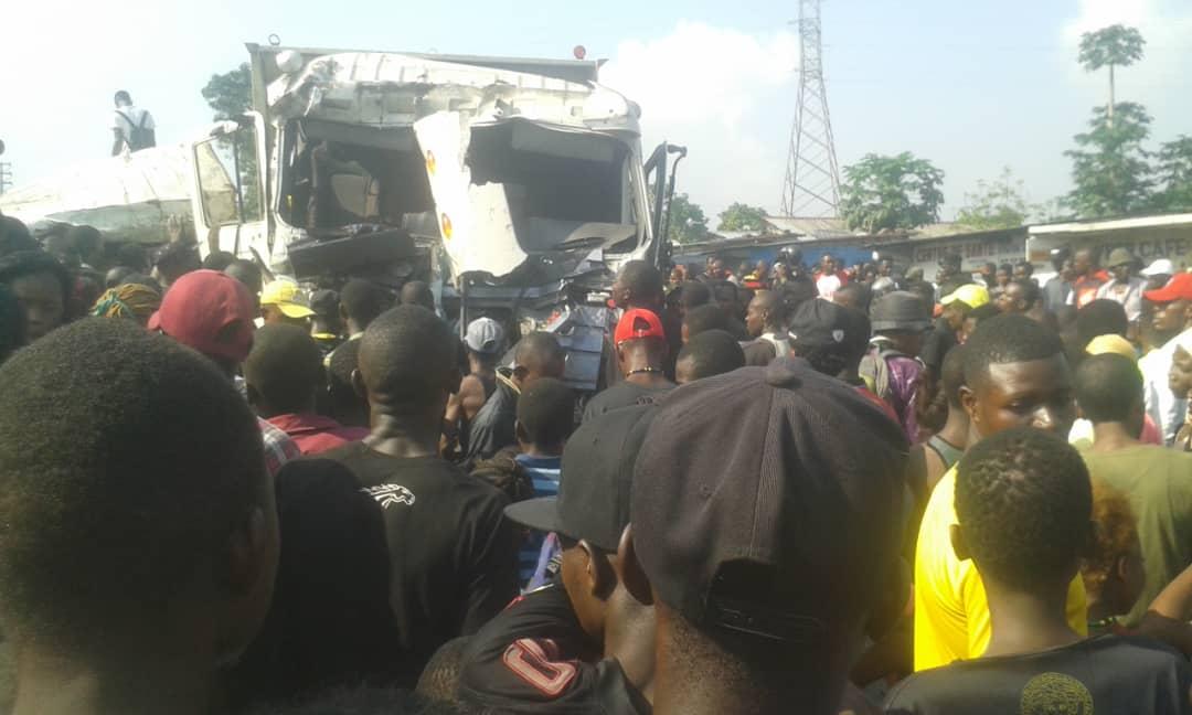 Kinshasa : Un accident de route fait des morts à Selembao