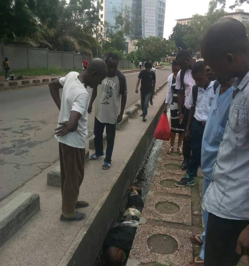 Kinshasa : Deux  corps retrouvés sans vie à Gombe