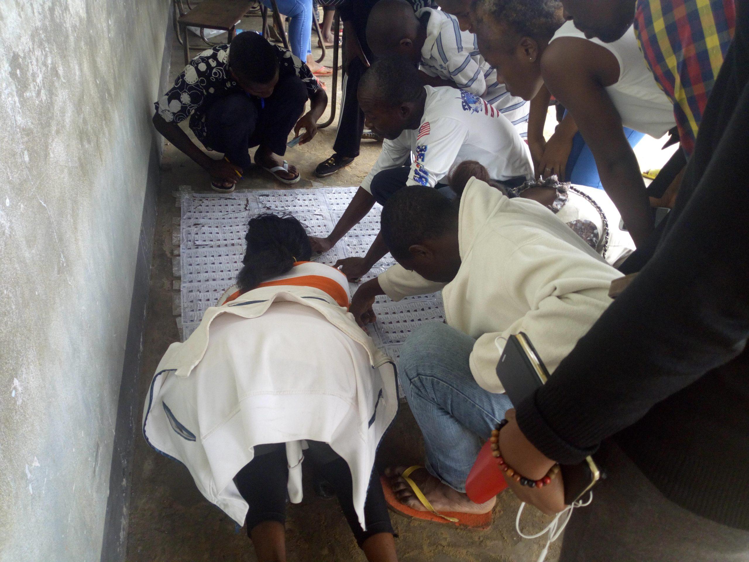 Kinshasa: Déroulement des élections observé par Blog du Citoyen