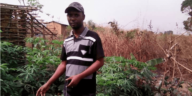 Aimé Kazika : « La République Démocratique du Congo a près de 90 % de terre qui chôme »