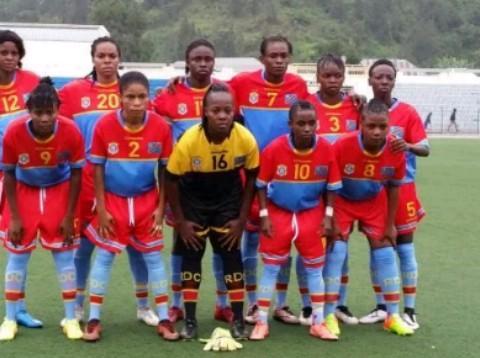 Football dames : La RDC et le Rwanda se quittent dos à dos en Amical
