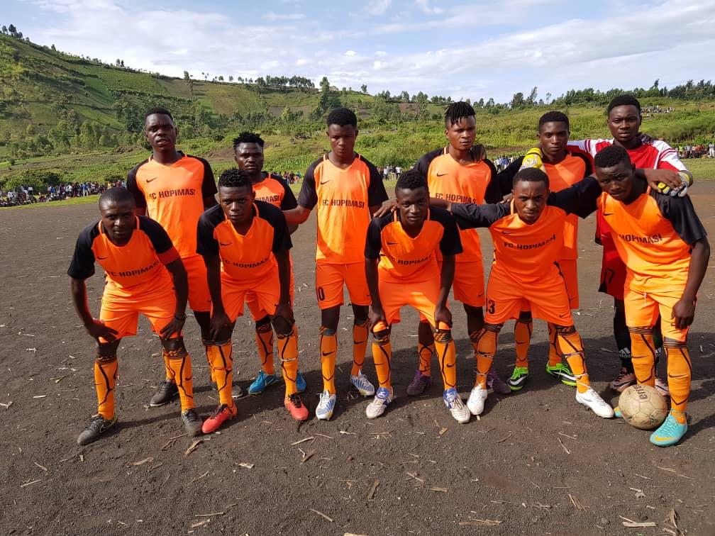 Nord-kivu/Championnat provincial : Le choc Fc Hopimasi-TP Nzulo repoussé à une date ultérieure