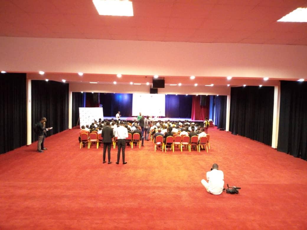 Kinshasa: TSHAKU-NEWS.NET, le nouveau média en ligne de Steeve Mbuyi