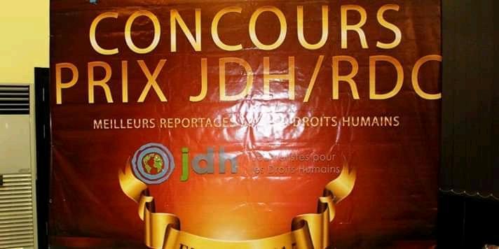 RDC : En 2019, le prix JDH inclus également des jeunes blogueurs