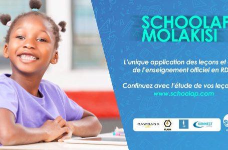 Schoolap : Première startup edutech offrant des leçons de l'enseignement en RDC