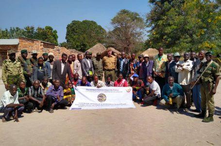 RDC : ICCN/GRAND KATANGA vole au secours des Victimes des  pachydermes