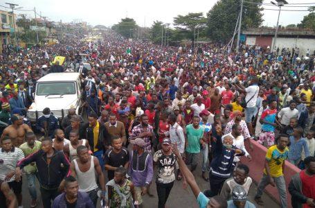 Kinshasa : retour sur cette première marche anti-malonda à 0 dégât humain et matériel