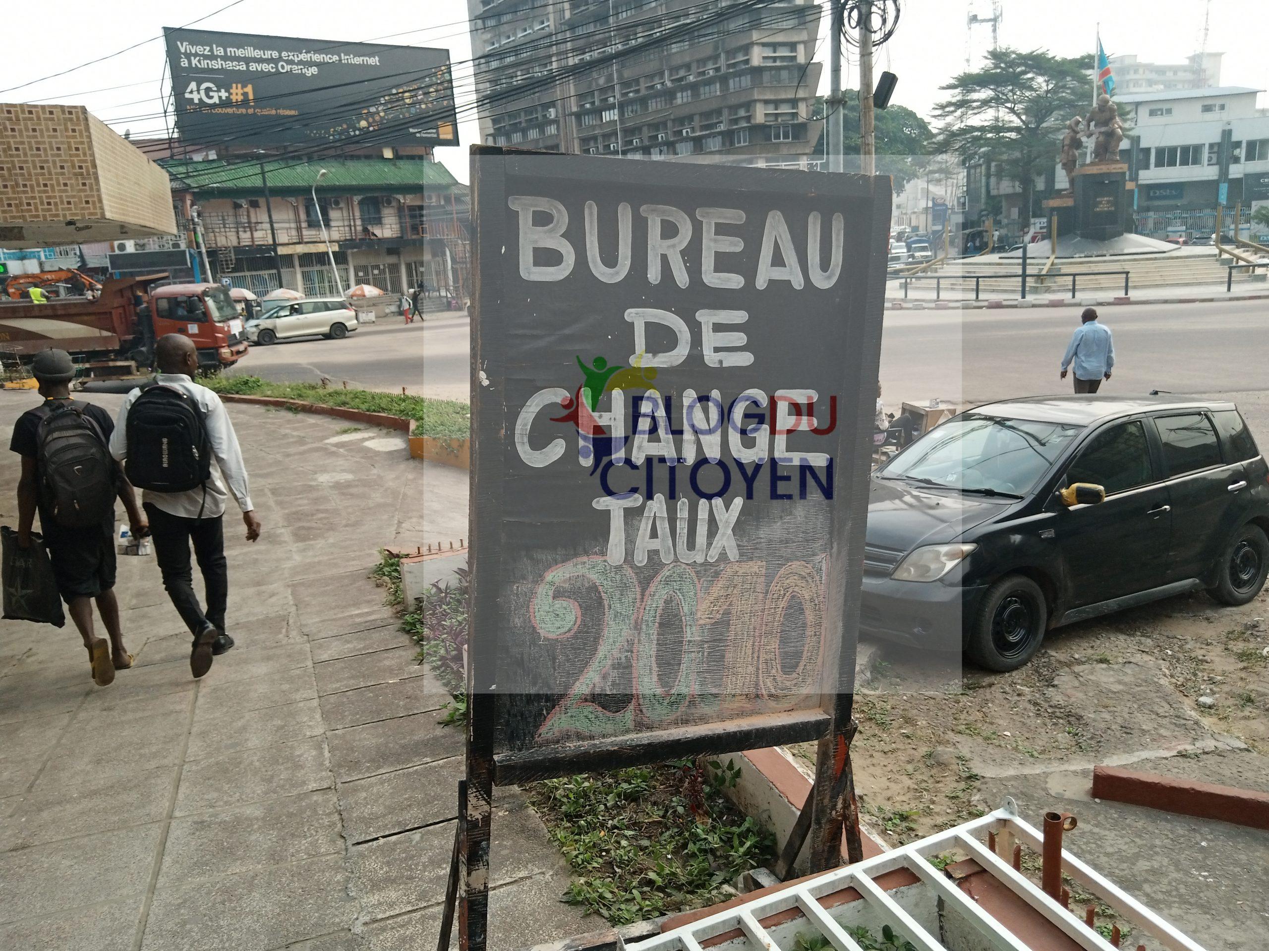 Kinshasa : Quand l'inflation déstabilise les prix sur le marché
