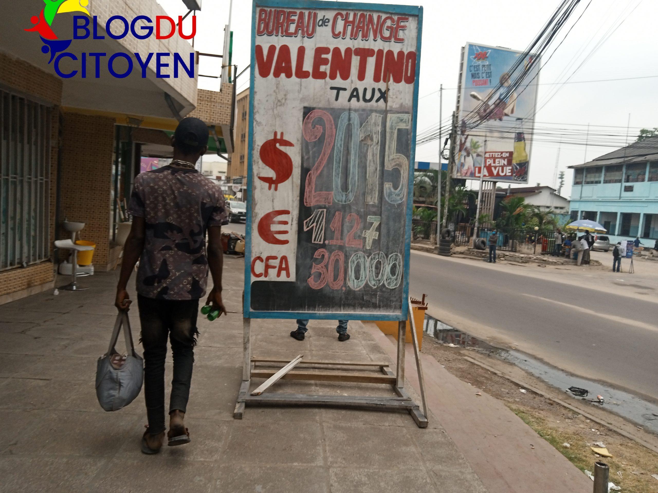 RDC : Le Franc congolais entre l'instabilité et la dépréciation