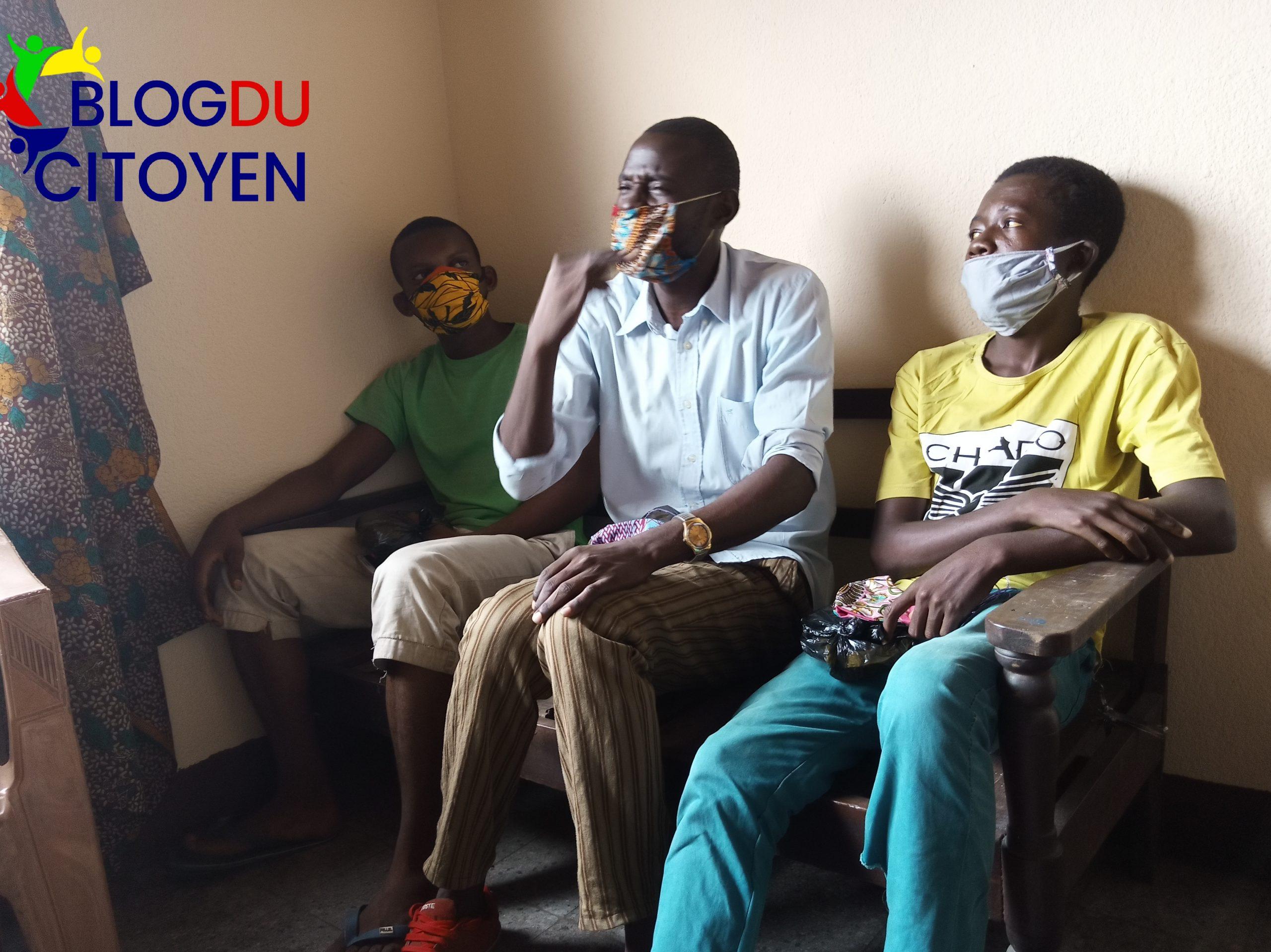 Covid_19 : Le calvaire des sourds en RDC