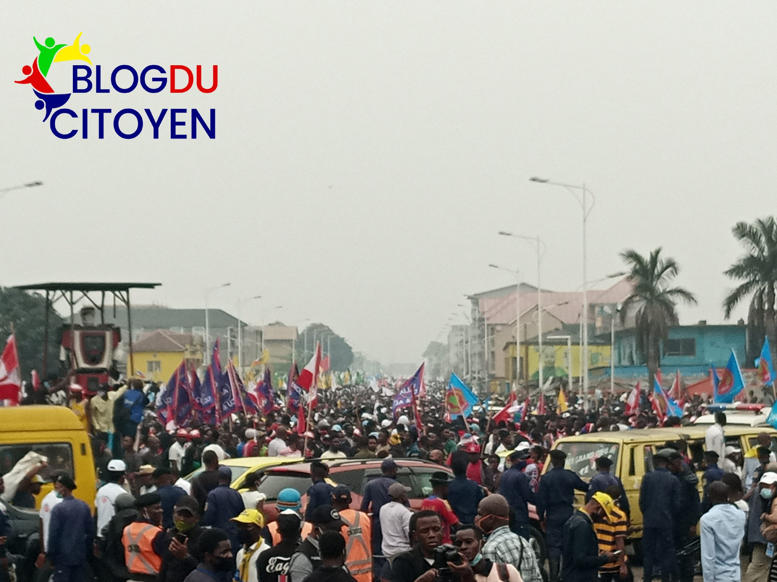 Kinshasa : Retour sur une marche sans gaz lacrymogènes