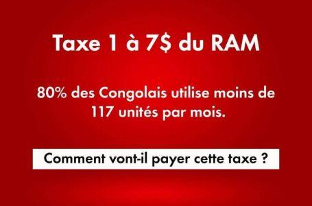 RDC : « Taxe sur les téléphones mobiles, une pure escroquerie », pensent certains Kinois