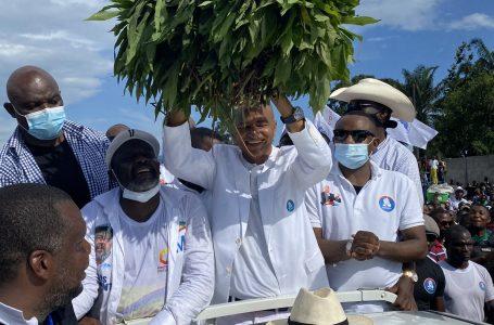L'arrivée de Katumbi à Kinshasa commentée sur Twitter