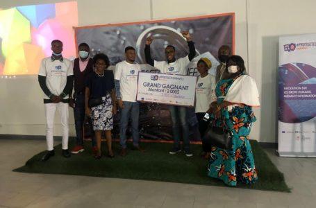RDC – Hackathon 2020 : Trois meilleurs projets sur la protection des données privées primés