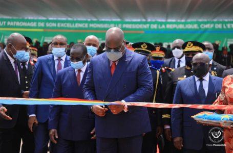 EGK-RDC : Tshisekedi offre un cadeau de nouvel an aux officiers des FARDC et de la PNC