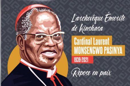 RDC : Laurent Monsengwo élevé au rang de Grand Cordon