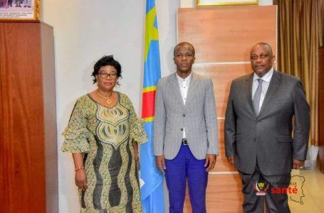 RDC : Les ministres de la Jeunesse et santé se liguent contre la consommation de la drogue bombé