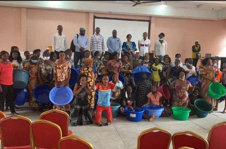 RDC/Kasaï Oriental : Les travailleuses du sexe formées en entrepreneuriat social
